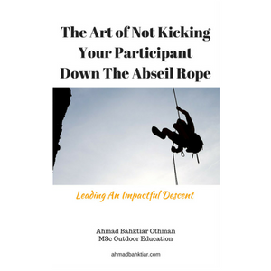 Woocommerce Product Thumbnail - The Art of Not Kicking Your Participant Down the Abseil Rope